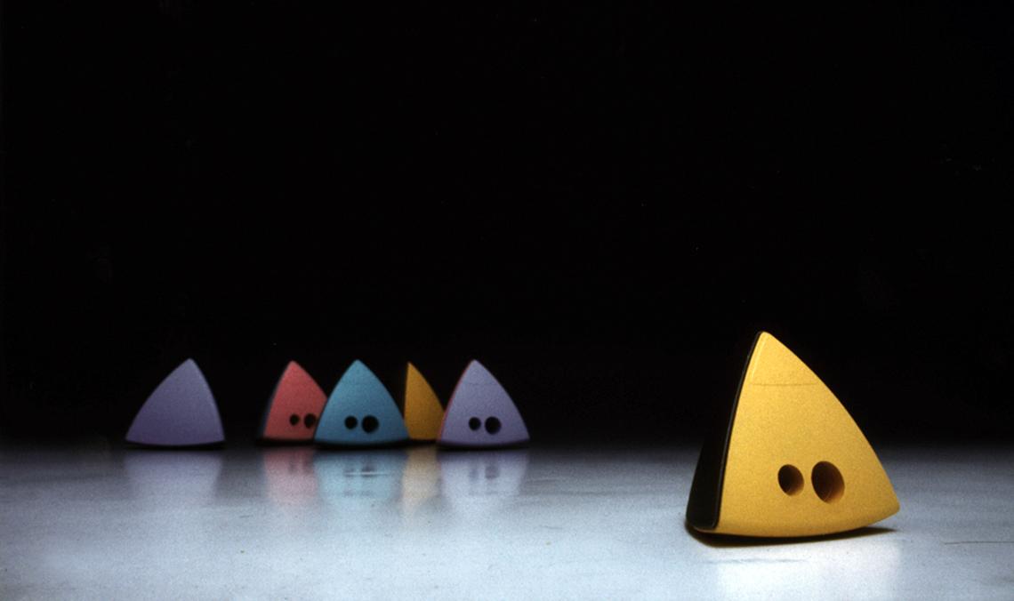 Tetraedro Vitonotodesign Studio